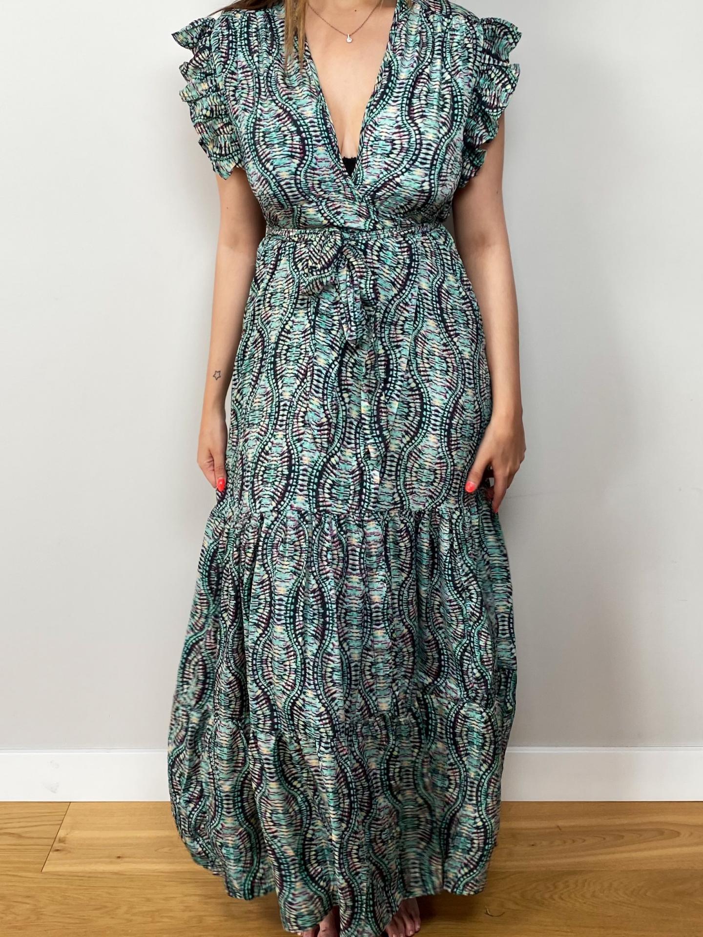 Vestido Lauren Verde