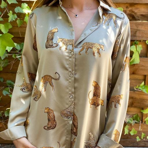 Camisa Leopardos [2]