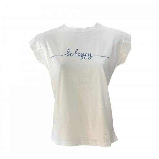 Camiseta BeHappy [1]