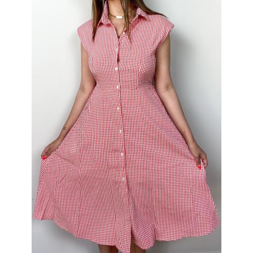 Vestido largo vichi  [2]