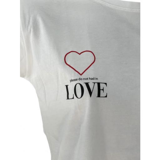 Camiseta Love [1]