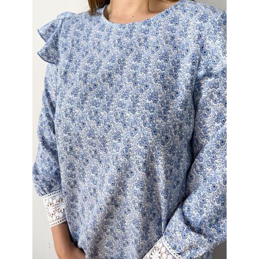 Camisa Liberty Azul [1]