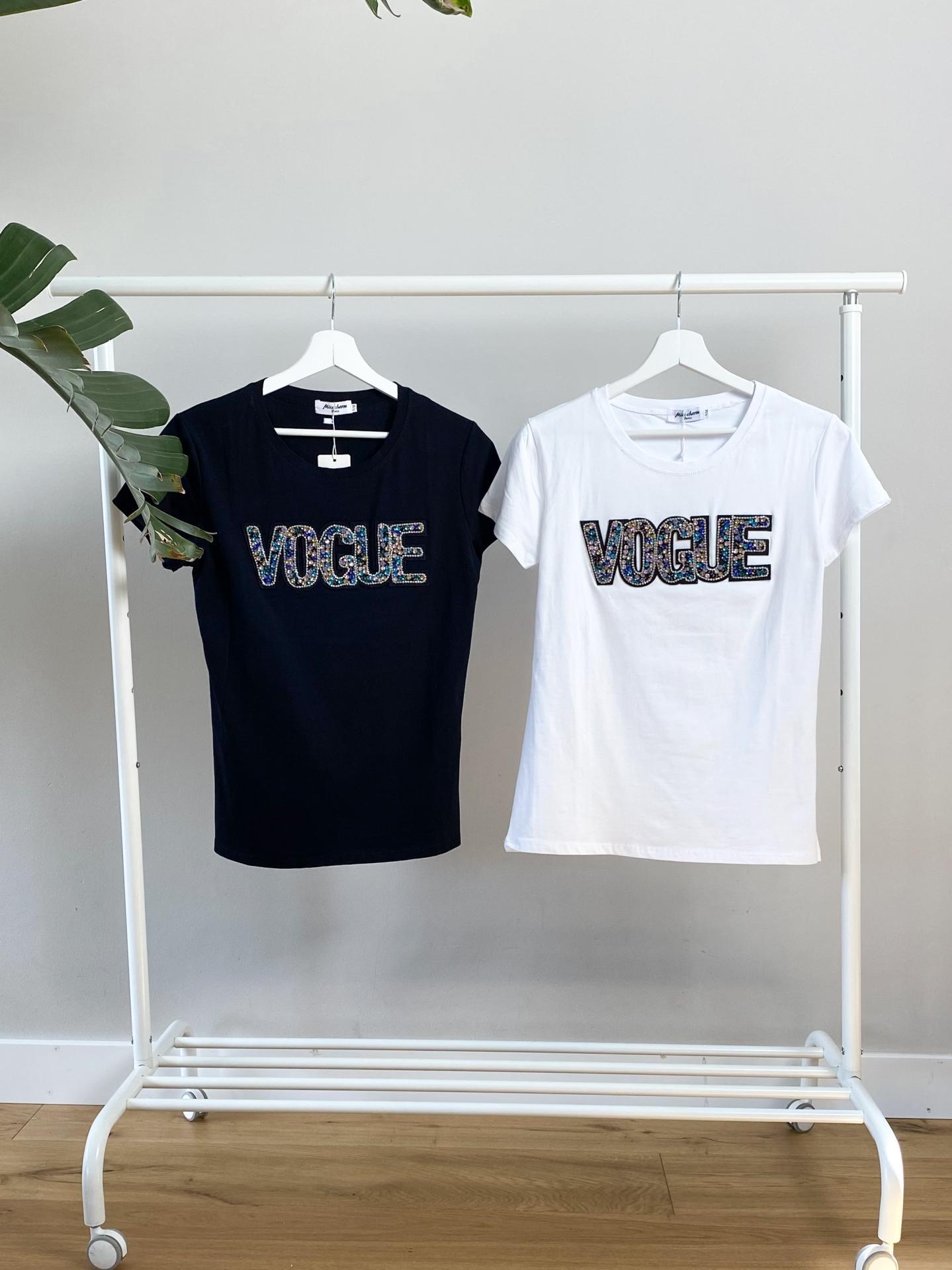 Camiseta Vogue