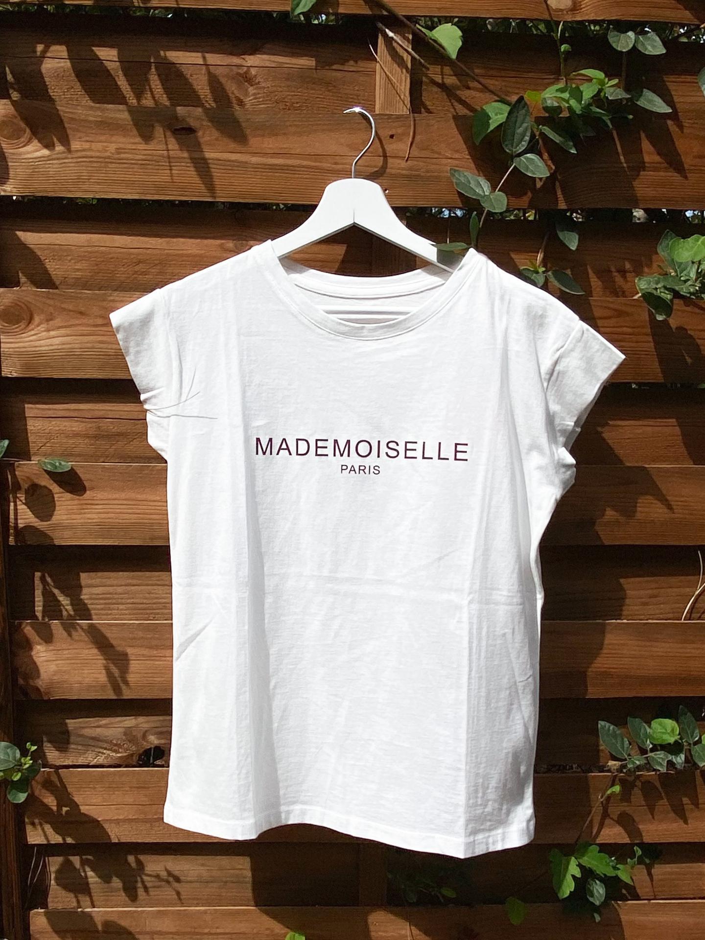 Camiseta Mademoiselle