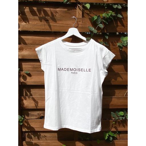 Camiseta Mademoiselle [0]