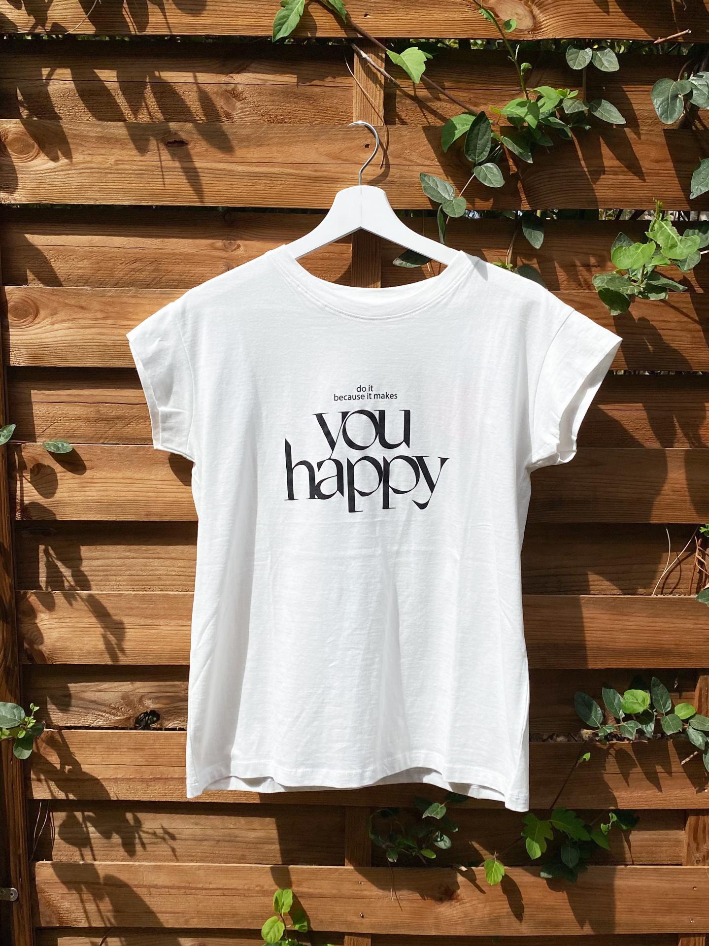 Camiseta YouHappy