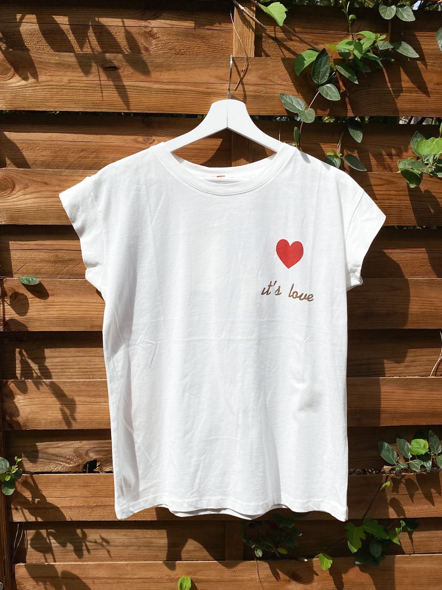 Camiseta Heart