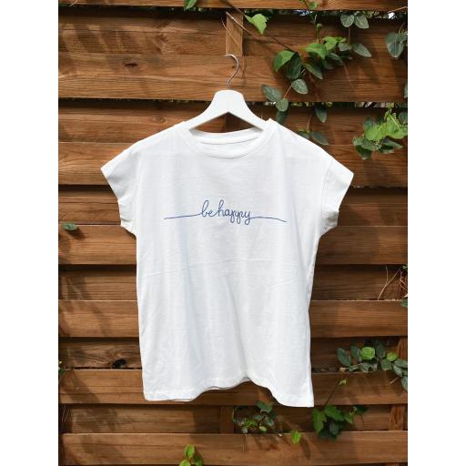 Camiseta BeHappy