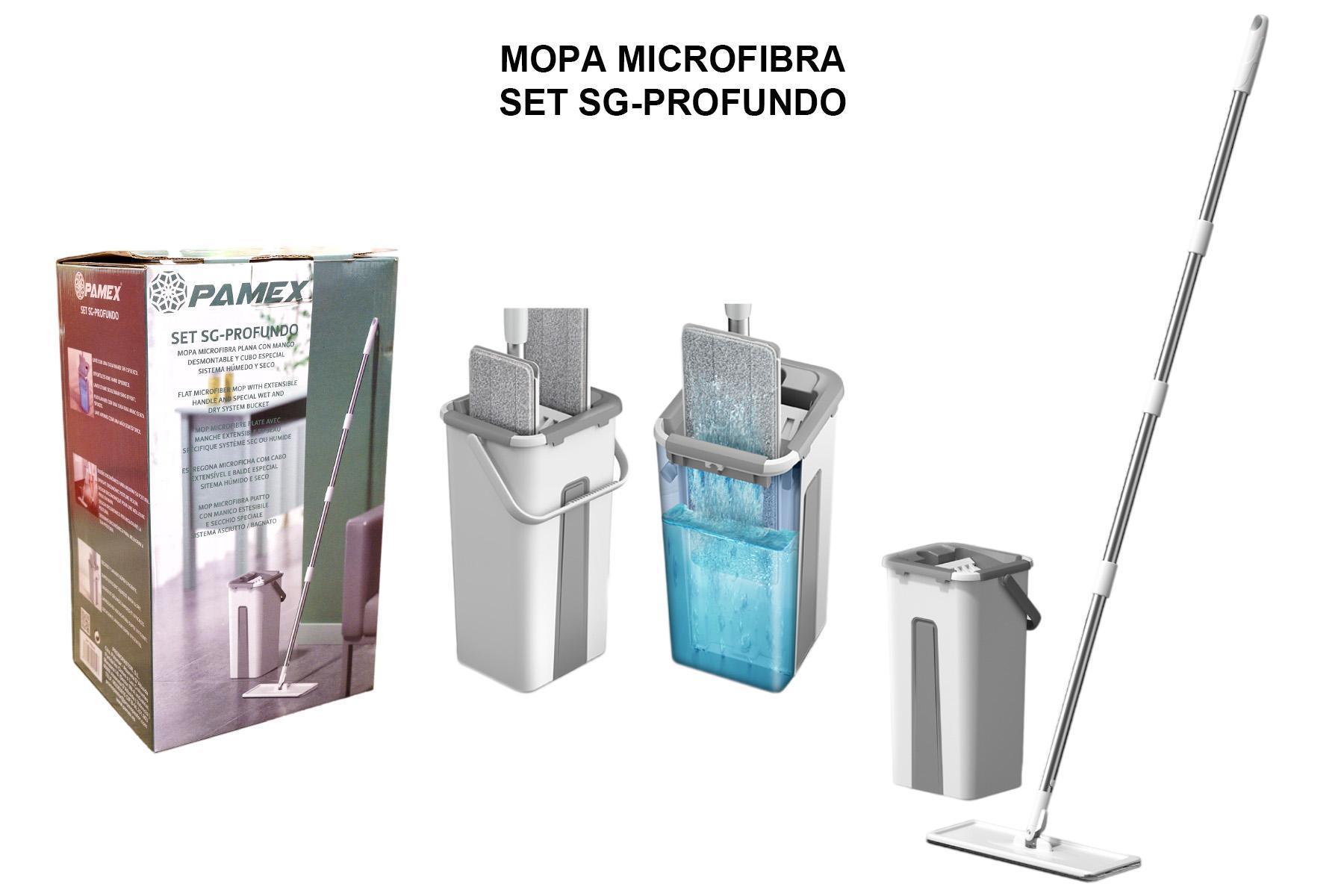 MOPA MICROFIBRA SET SG-PROFUNDO