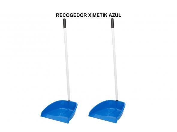 RECOGEDOR XIMETIK AZUL PAMEX