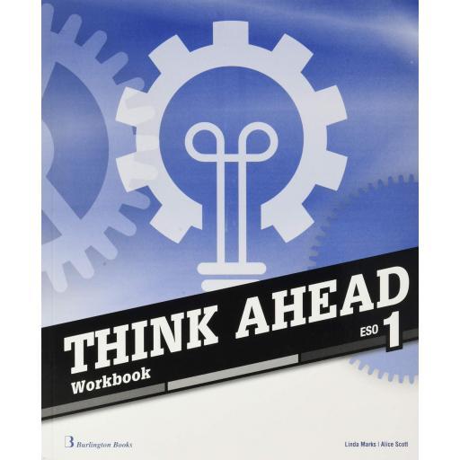 LIBRO DE TEXTO - 1 ESO THINK AHEAD. WORKBOOK