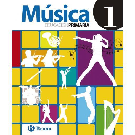 LIBRO DE TEXTO - 1 PRIMARIA MÚSICA 1