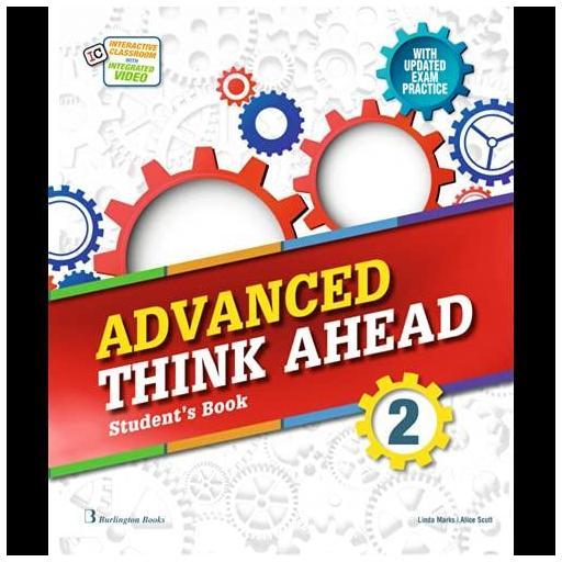 LIBRO DE TEXTO - 2 ESO ADVANCED THINK AHEAD 2. STUDENTS BOOK