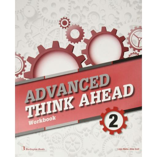 LIBRO DE TEXTO - 2 ESO ADVANCED THINK AHEAD 2. WORKBOOK