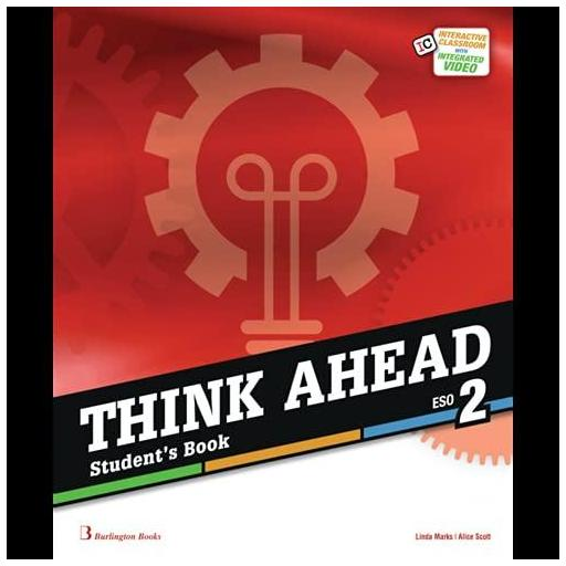 LIBRO DE TEXTO - 2 ESO THINK AHEAD. STUDENT BOOK
