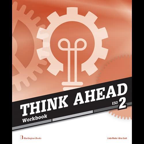 LIBRO DE TEXTO - 2 ESO THINK AHEAD. WORKBOOK