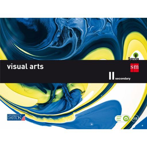 LIBRO DE TEXTO - 2 ESO VISUAL ARTS II. SAVIA