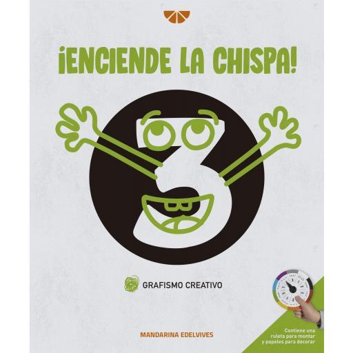 LIBRO DE TEXTO - 2 INFANTIL ENCIENDE LA CHISPA GRAFISMO CREATIVO 3