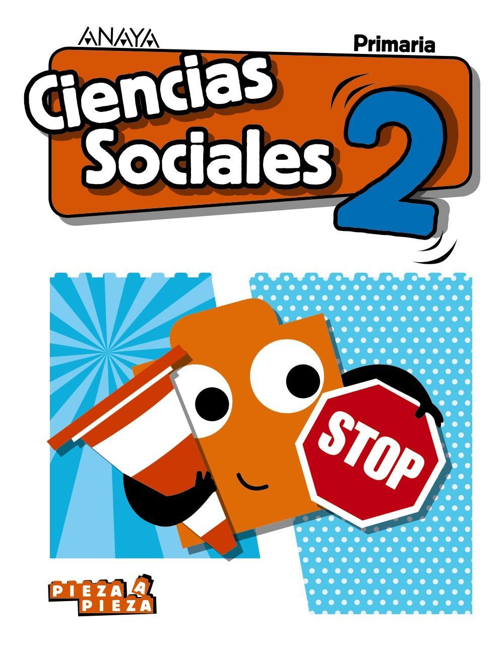 LIBRO DE TEXTO - 2 PRIMARIA CIENCIAS SOCIALES. ARAGÓN PIEZA A PIEZA