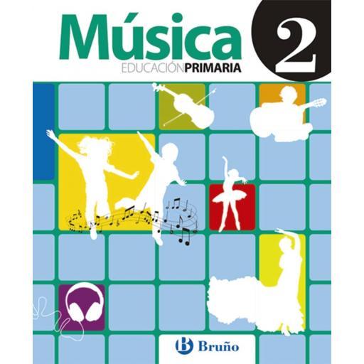 LIBRO DE TEXTO - 2 PRIMARIA MÚSICA 2