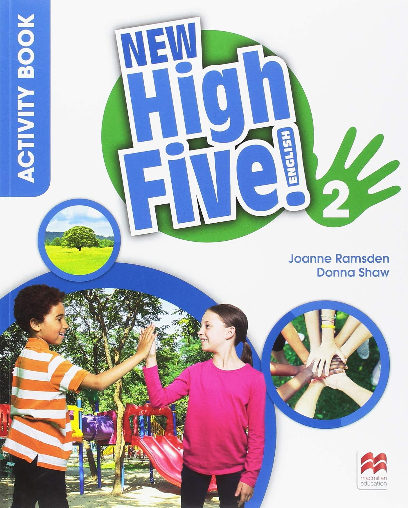 LIBRO DE TEXTO - 2 PRIMARIA NEW HIGH FIVE 2 ACTIVITY BOOK