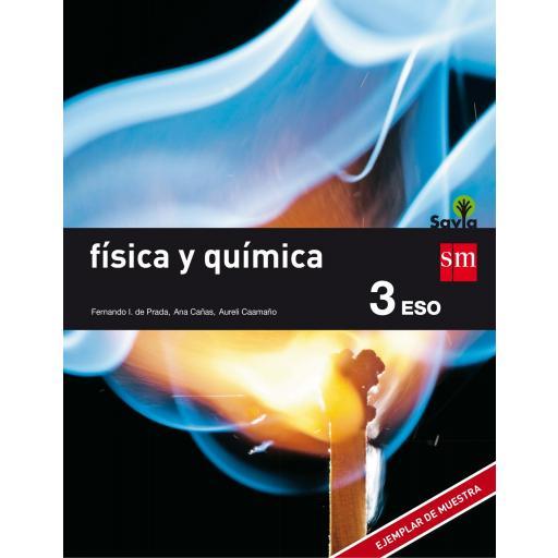 LIBRO DE TEXTO - 3 ESO FISICA Y QUIMICA. SAVIA