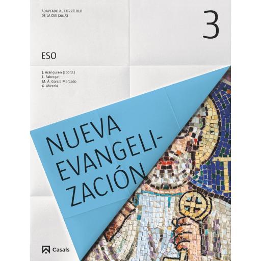 LIBRO DE TEXTO - 3 ESO RELIGIÓN NUEVA EVANGELIZACIÓN