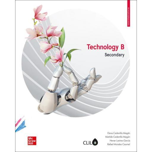 LIBRO DE TEXTO - 3 ESO TECHNOLOGY SECONDARY B