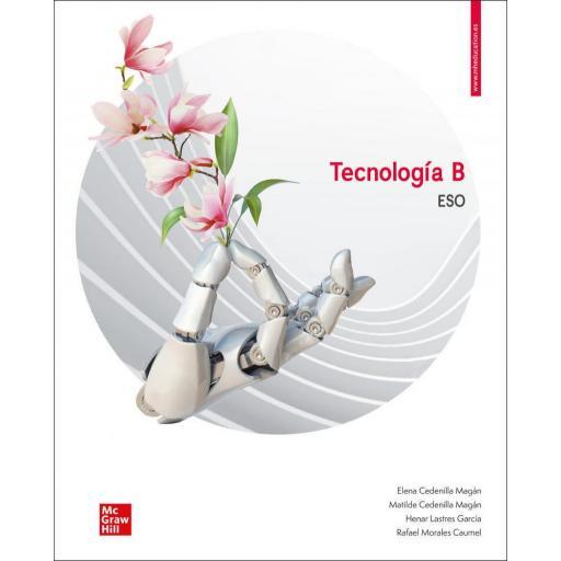 LIBRO DE TEXTO - 3 ESO TECNOLOGIA B