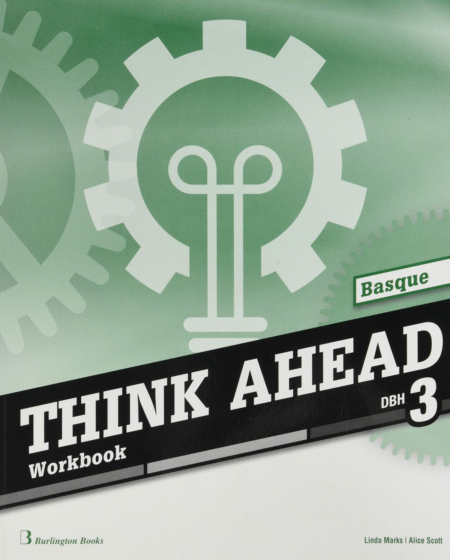 LIBRO DE TEXTO - 3 ESO THINK AHEAD. WORKBOOK