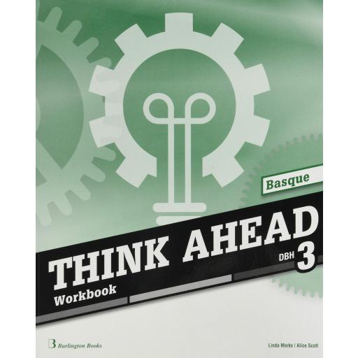 LIBRO DE TEXTO - 3 ESO THINK AHEAD. WORKBOOK [0]