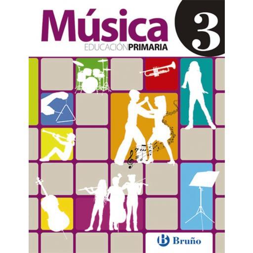 LIBRO DE TEXTO - 3 PRIMARIA MÚSICA 3