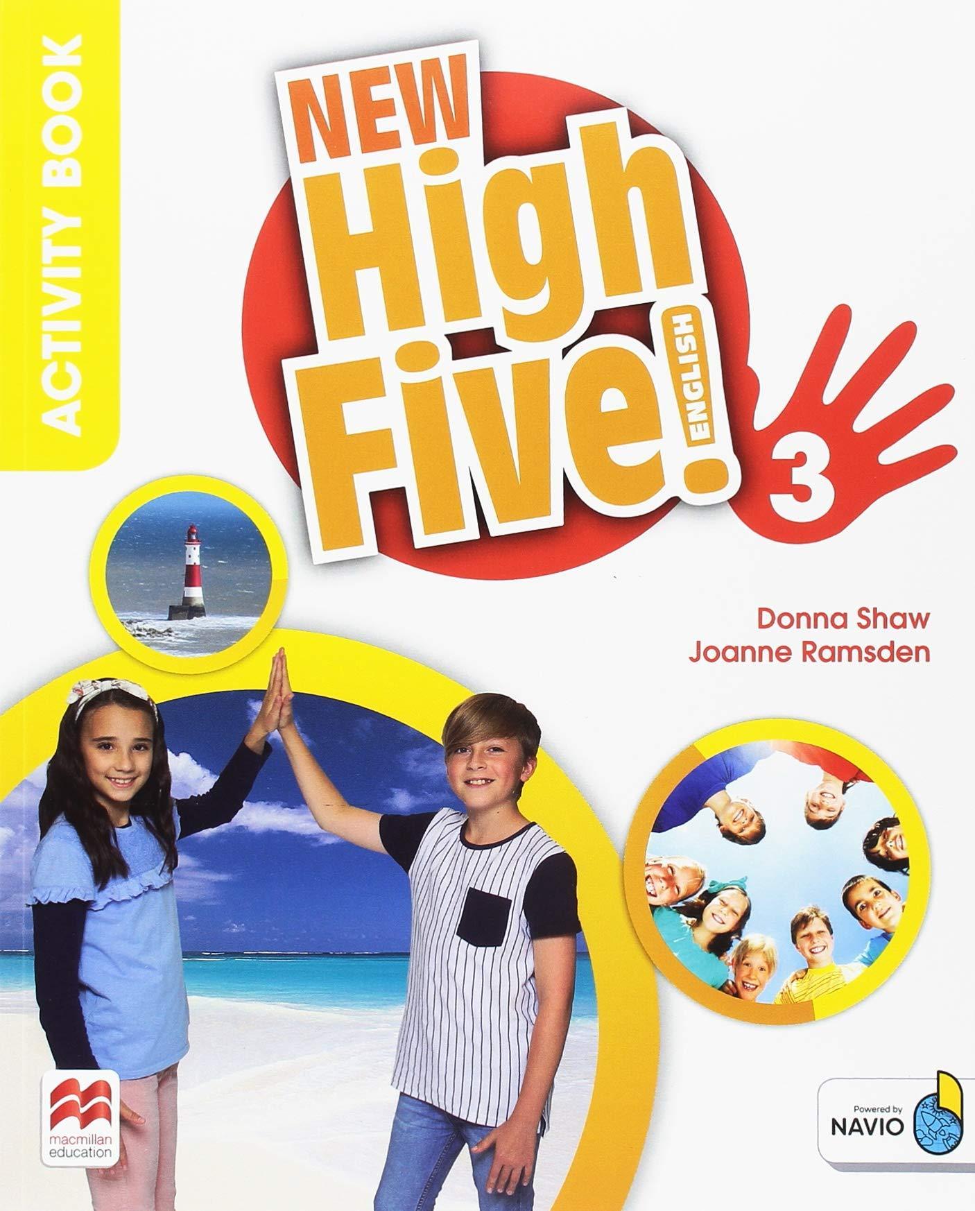 LIBRO DE TEXTO - 3 PRIMARIA NEW HIGH FIVE 3 ACTIVITY BOOK