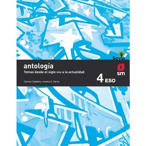 LIBRO DE TEXTO - 4 ESO LENGUA Y LITERATURA. SAVIA