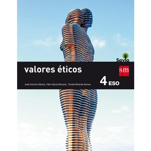 LIBRO DE TEXTO - 4 ESO VALORES ÉTICOS. SAVIA