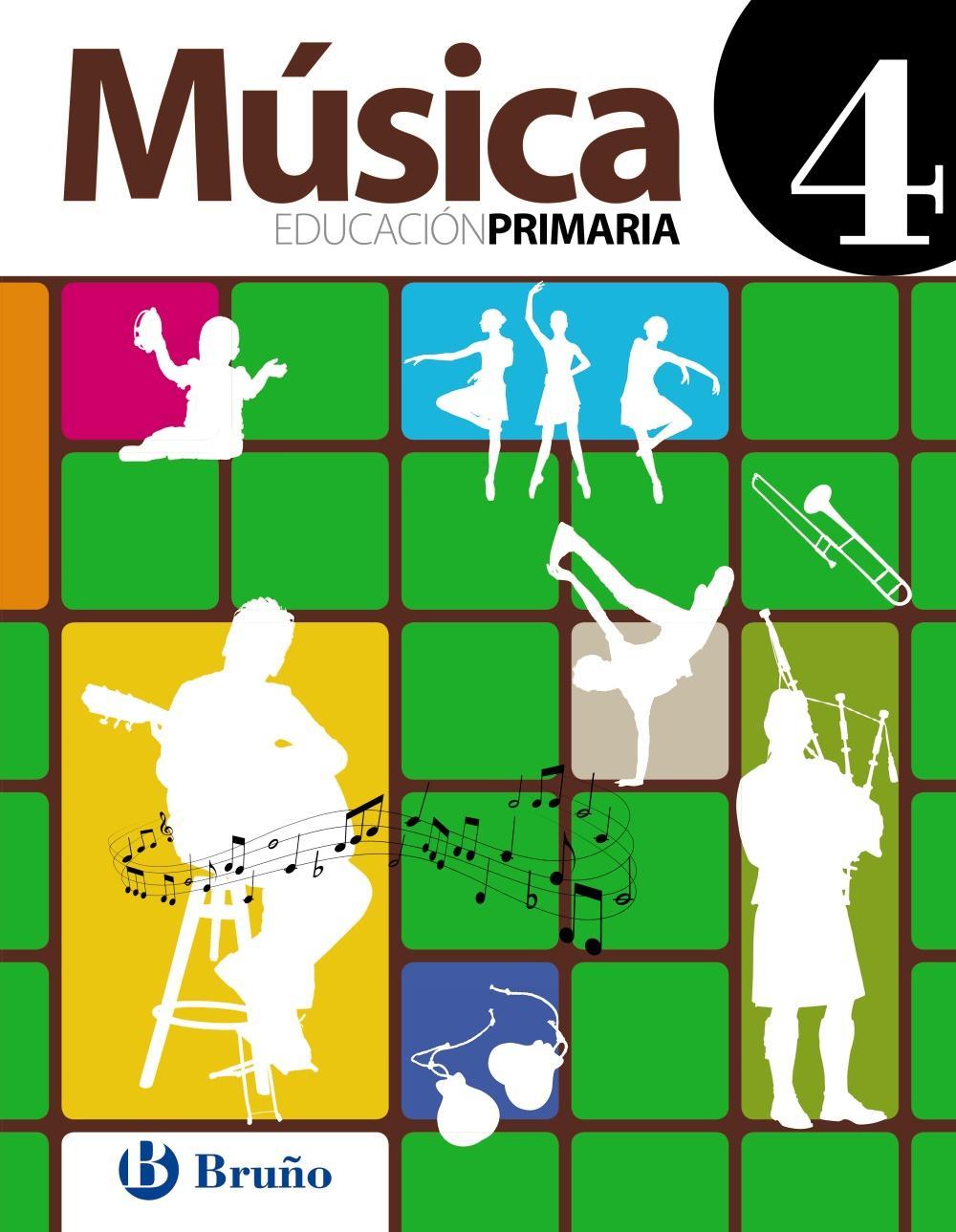 LIBRO DE TEXTO - 4 PRIMARIA MÚSICA 4