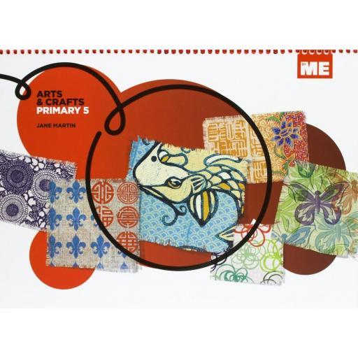 LIBRO DE TEXTO - 5 PRIMARIA ARTS & CRAFTS-BYME