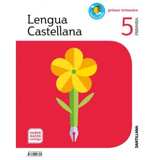 LIBRO DE TEXTO - 5 PRIMARIA LENGUA SABER HACER CONTIGO