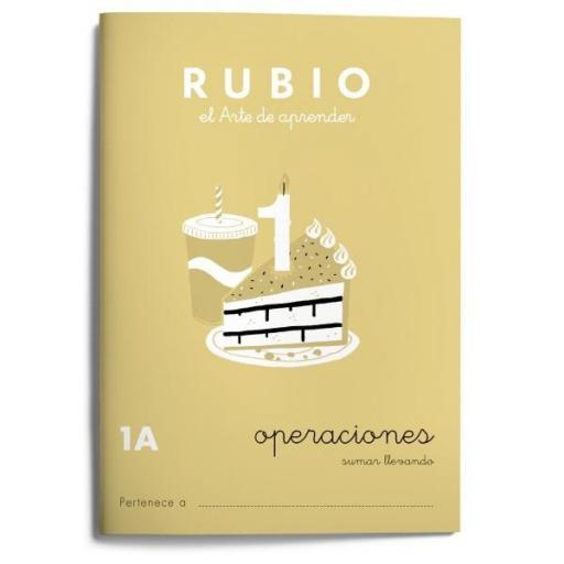 CUADERNO OPERACIONES 1A  SUMAR LLEVANDO - RUBIO [0]