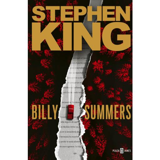 LIBRO - BILLY SUMMERS