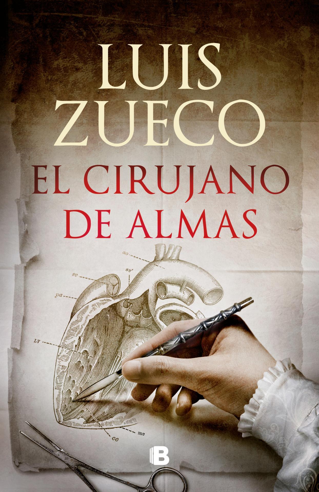 LIBRO - EL CIRUJANO DE ALMAS