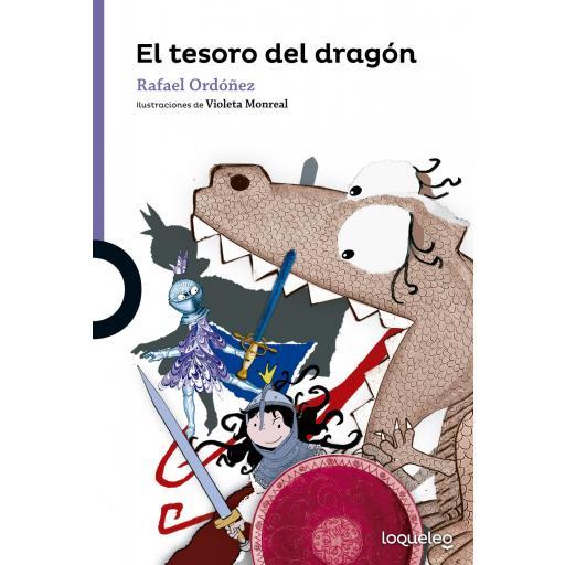 LIBRO - EL TESORO DEL DRAGÓN