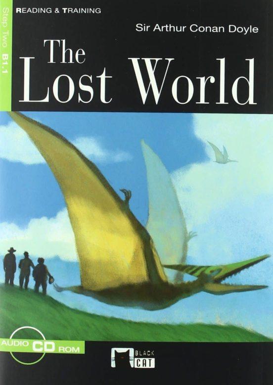 LIBRO - THE LOST WORLD