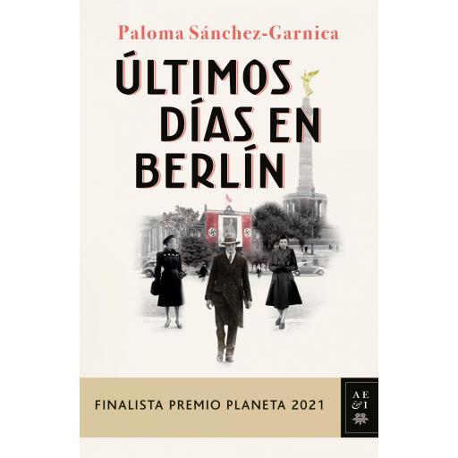 LIBRO - ÚLTIMOS DÍAS EN BERLIN