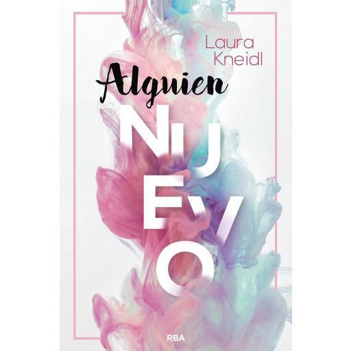 LIBRO - ALGUIEN NUEVO