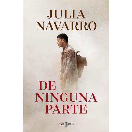 LIBRO - DE NINGUNA PARTE