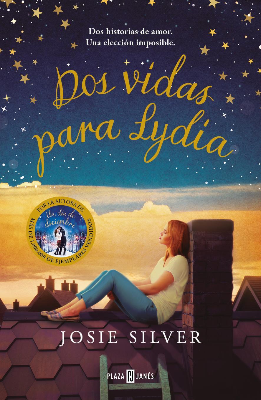 LIBRO - DOS VIDAS PARA LYDIA