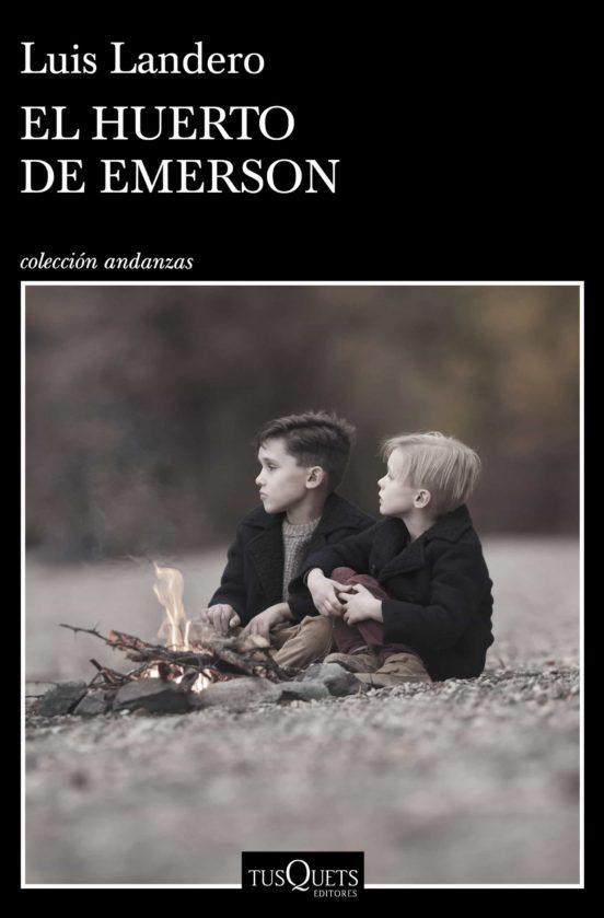 LIBRO - EL HUERTO DE EMERSON
