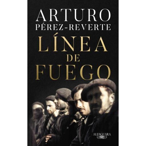 LIBRO - LÍNEA DE FUEGO