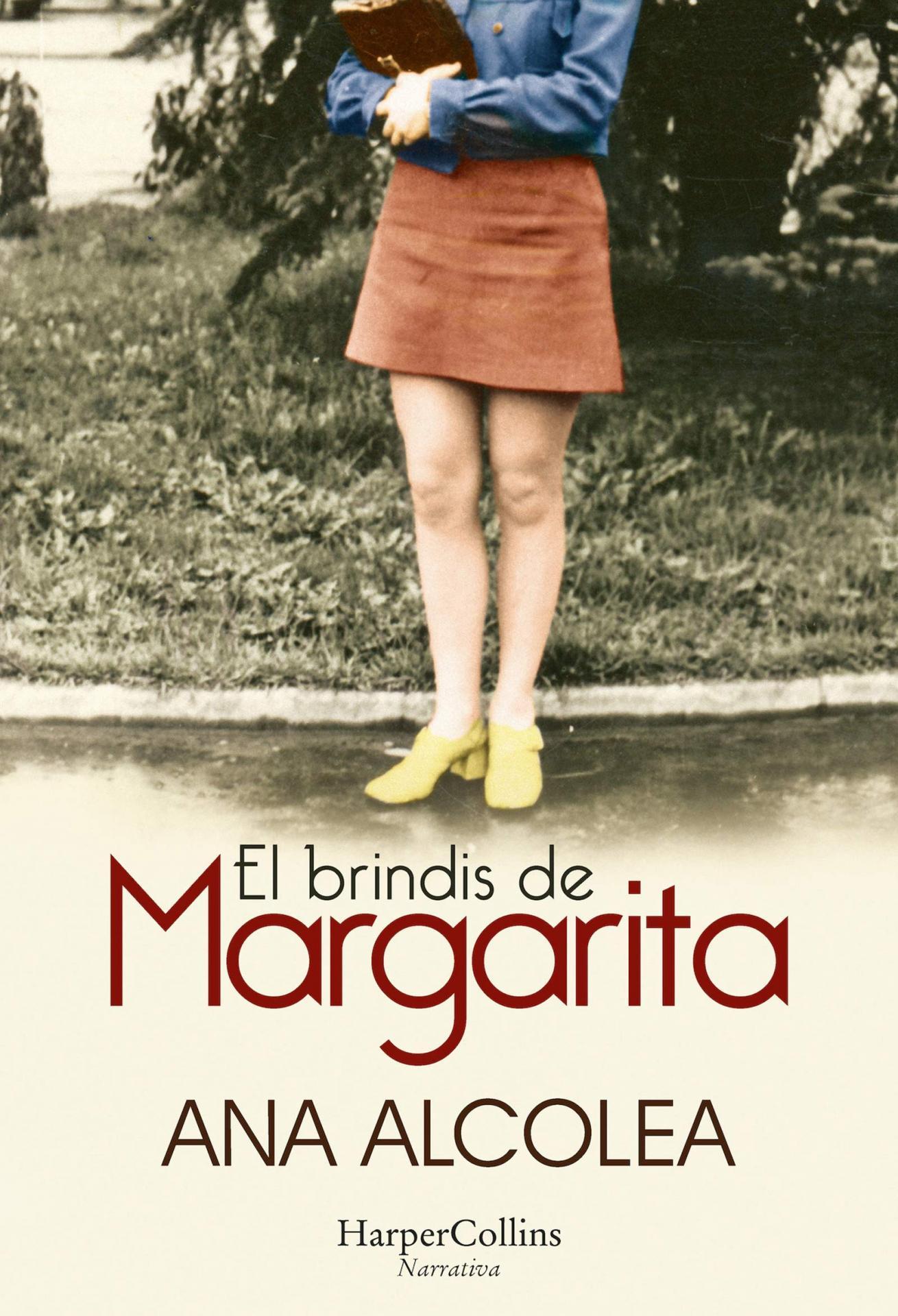 LIBRO - EL BRINDIS DE MARGARITA